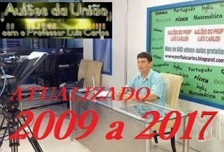 novas Aulas 2009, 2010 e 2011 na TV União