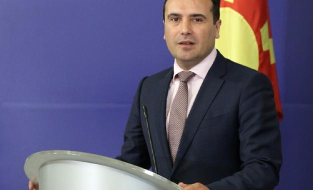 Επιμένει να θριαμβολογεί για τη «μακεδονική» ταυτότητα και γλώσσα ο Ζάεφ