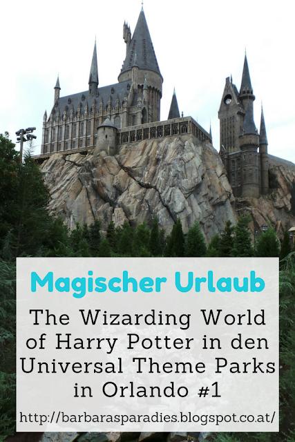 Magischer Urlaub: The Wizarding World of Harry Potter in den Universal Theme Parks in Orlando #1