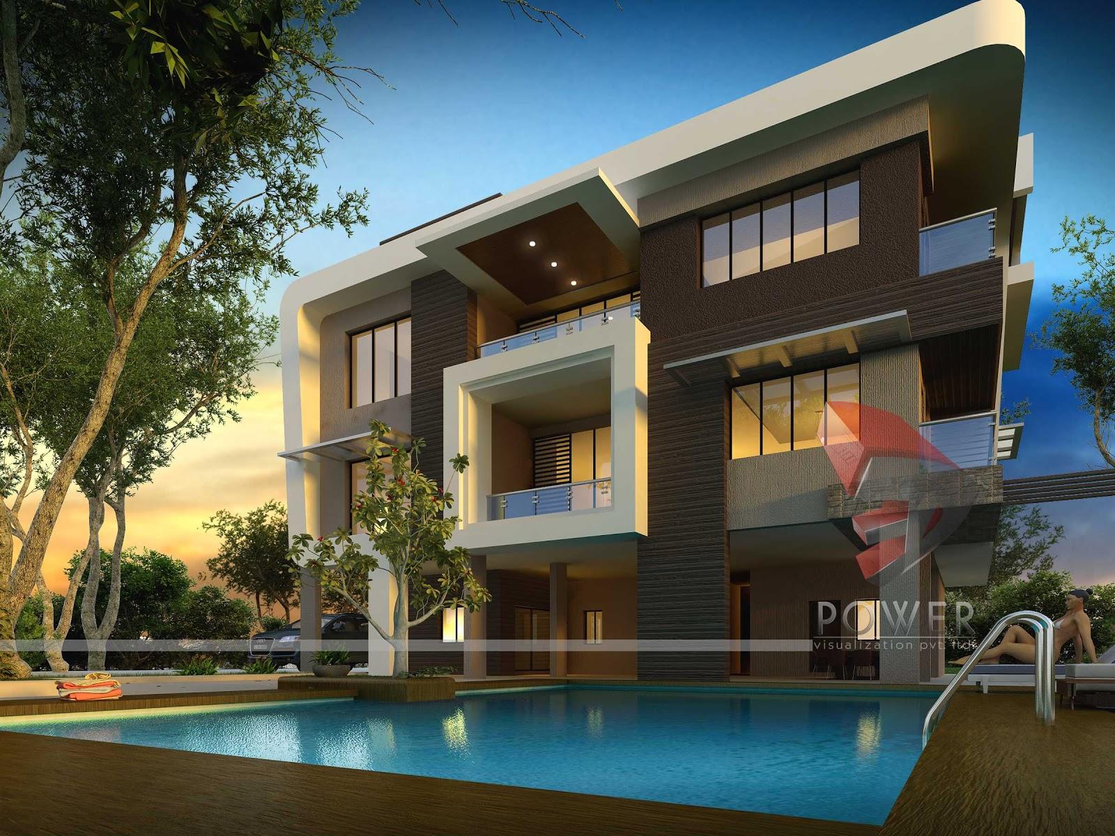 Ultra Modern Home Designs October 2012