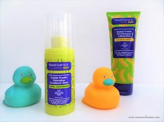 Natural beauty products for children made in England