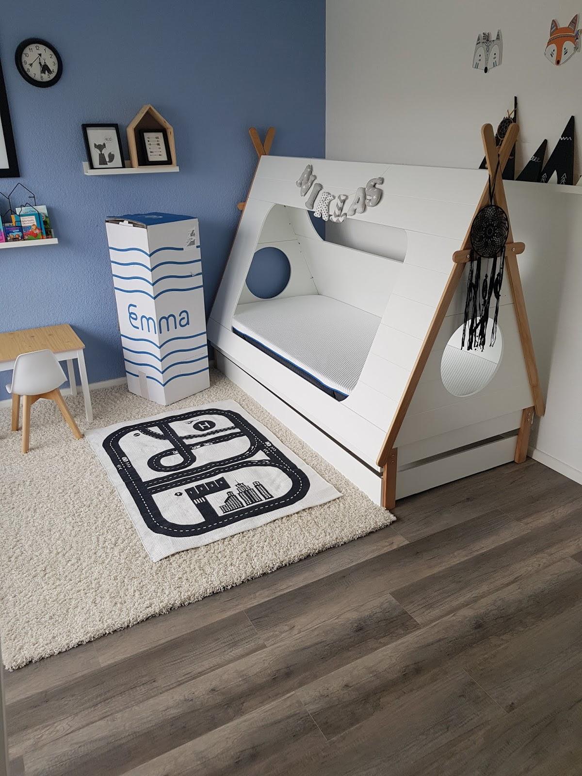 in freundlicherzusammenarbeit mit emma matratzen. Black Bedroom Furniture Sets. Home Design Ideas