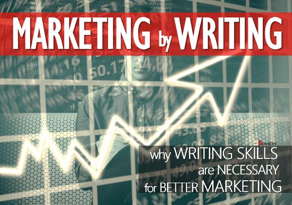 Writing Skills In Marketing