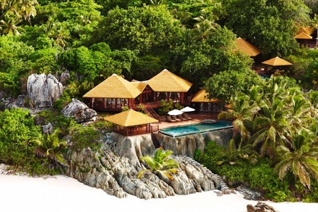 Pulau Pribadi Fregate, Seychelles