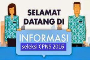 Gambar Jadwal CPNS 2016 Pendaftaran dan Pengumuman Terbaru