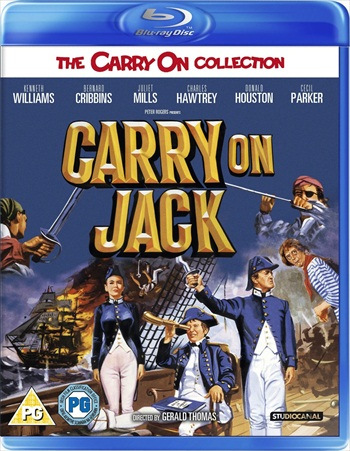 Carry on Jack 1963 Bluray Download