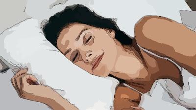 jika Anda makan terlalu banyak sebelum tidur, pekerjaan gastrointestinal Anda akan memengaruhi tidur Anda.