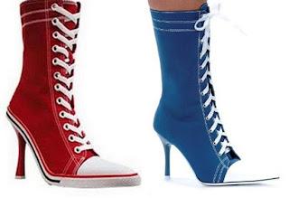 Τα πασίγνωστα και πάντα στη μόδα παπούτσια Converse All Star 32721b6bbce