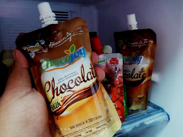 Origina Jus & Chocojoy Chocolate Milk - Minuman Yang Lazat & Berkhasiat