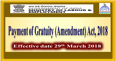 payment-of-gratuity-amendment-act-2018-govempnews