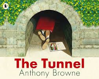 Book cover image of The Tunnel