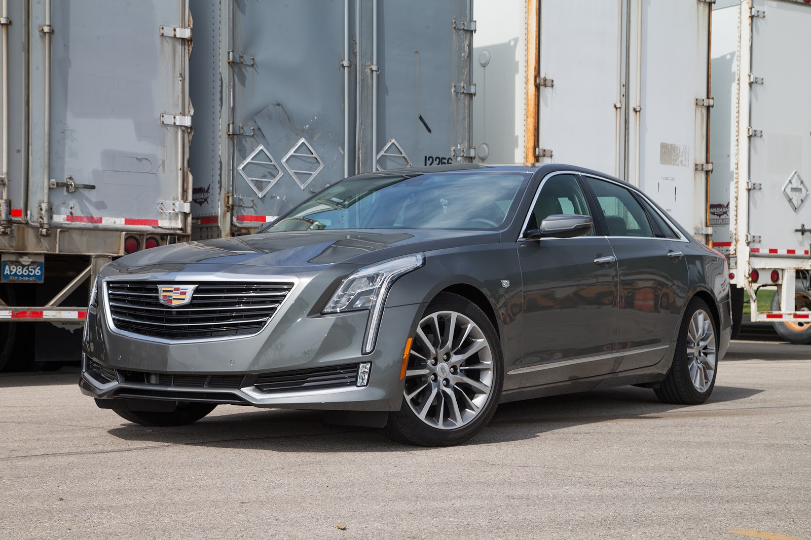 2016 Cadillac Ct6 Is Legit Luxury Autoguide Com News: Automotive Assembly Line: One Week With: 2016 Cadillac CT6
