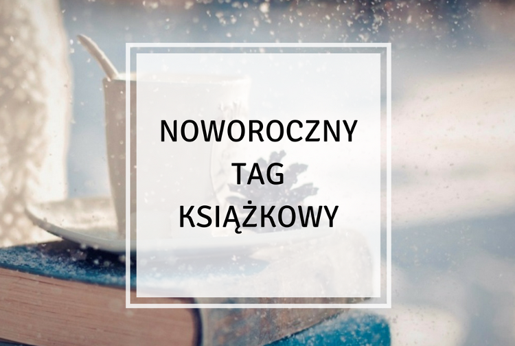 noworoczny tag książkowy