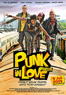 Download Film Punk In Love (2009) Full Movie