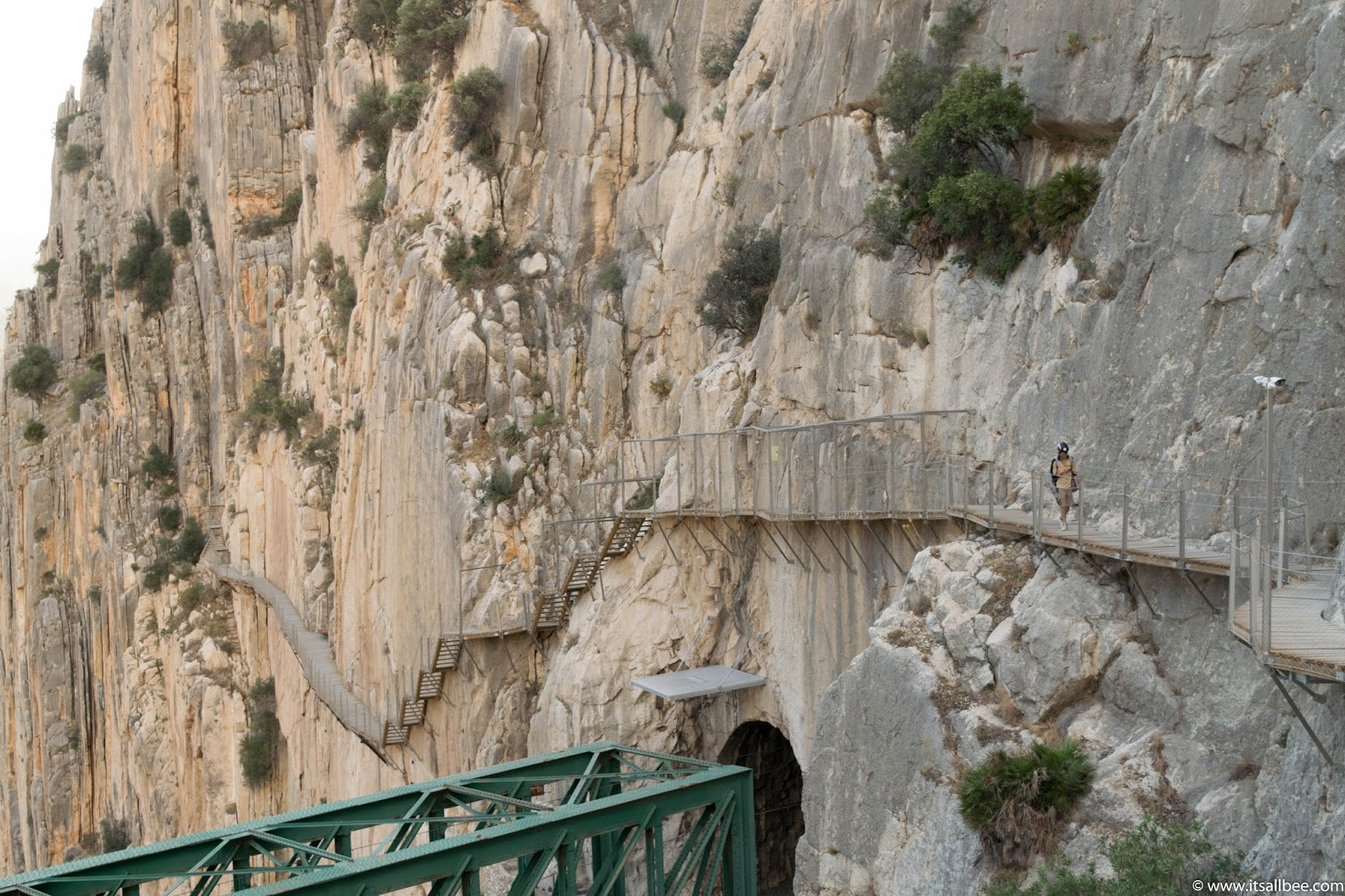 El Chorro, Spain - El Caminito Del Rey | Hiking Spain's Most Dangerous Hiking Trail