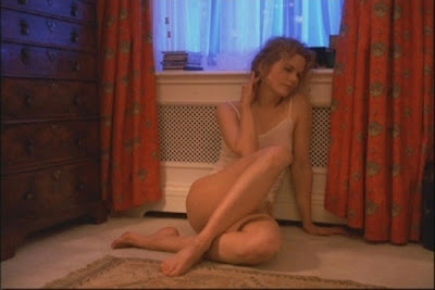 Nicole Kidman as Alice Harford, Stoned and Wearing Sensual Dress, Eyes Wide Shut (1999), Directed by Stanley Kubrick