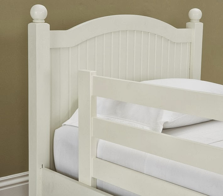 Bed Rails for the Little Guy