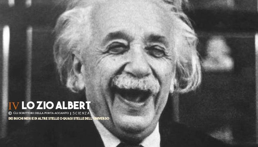 Lo zio Albert - Scienza, Gli scrittori della porta accanto