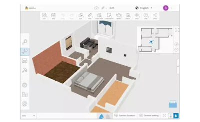 Progettare casa arredare stanze e interni in 3d con app for Programmi interior design