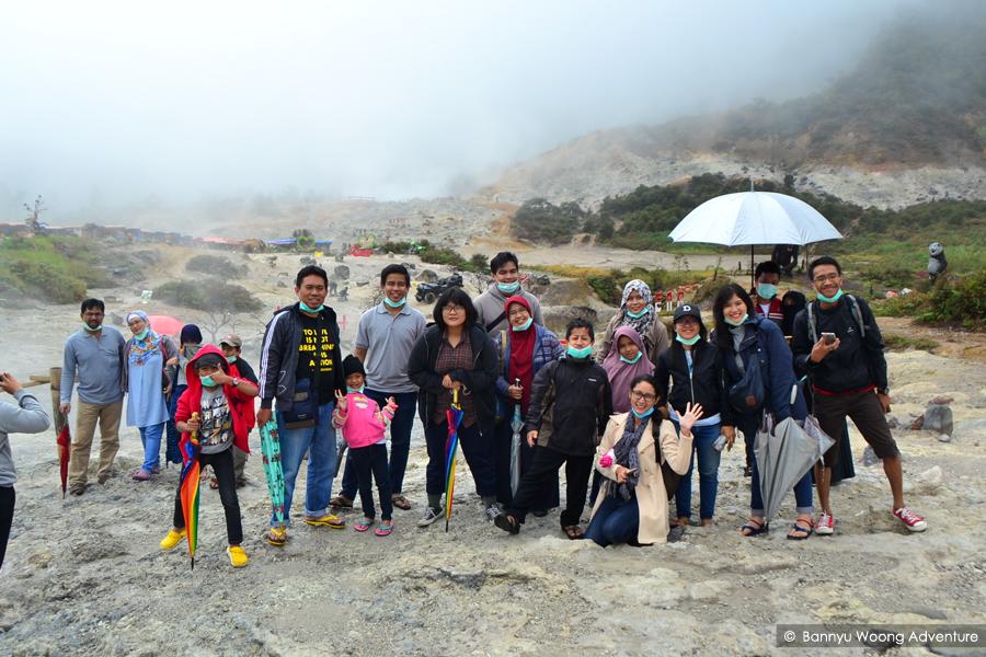 Paket Jelajah Dieng + Rafting di Sungai Serayu