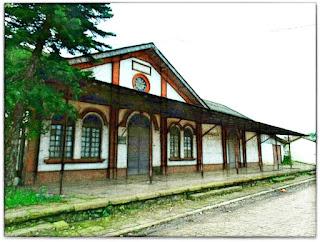 Estação Ferroviária de Santo Amaro, General Câmara