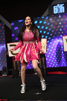 Sunny Leone Dancing on stage At Rogue Movie Audio Music Launch ~  235.JPG