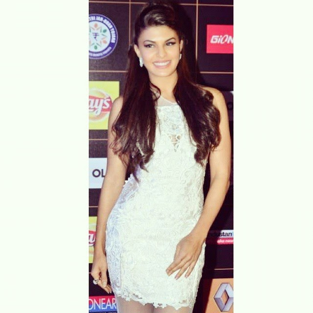 😍😍😍😍😊😘❤❤❤ jacqueline fernandez , bollywood , beauty , drop dead gorgeous , @shaanmu, Hot Pics Of Jacqueline Fernandez At Star Guild Awards 2015