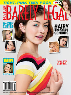 Barely Legal USA – Noviembre 2018 PDF Digital