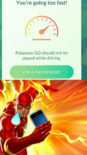 Pokemon Go Should Not Be Played While Driving