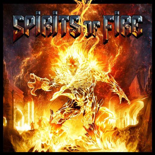 SPIRITS OF FIRE - Spirits Of Fire [Japan Edition +1] (2019) full