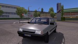 Renault 9 Car mod