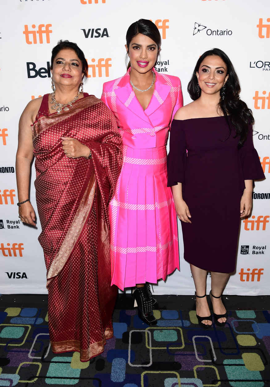 Priyanka Chopra at 'Pahuna The Little Visitors' Premiere In Toronto