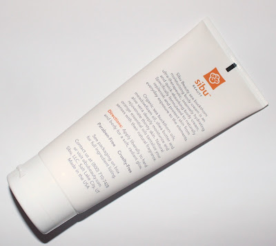Sibu Beauty Sea Buckthorn Moisturizing Body Cream