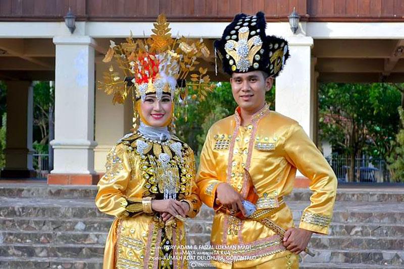 Trend Terbaru 17+ Baju Adat Gorontalo Biliu