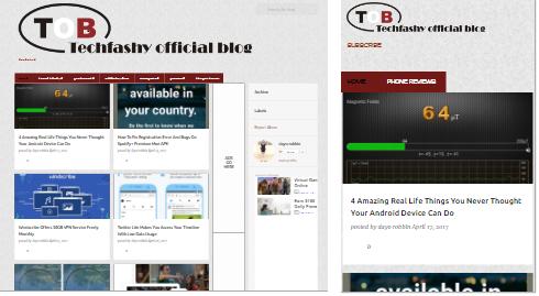 Download Techfashy Responsive Blogger Template Inspired By Jide Ogunsanya