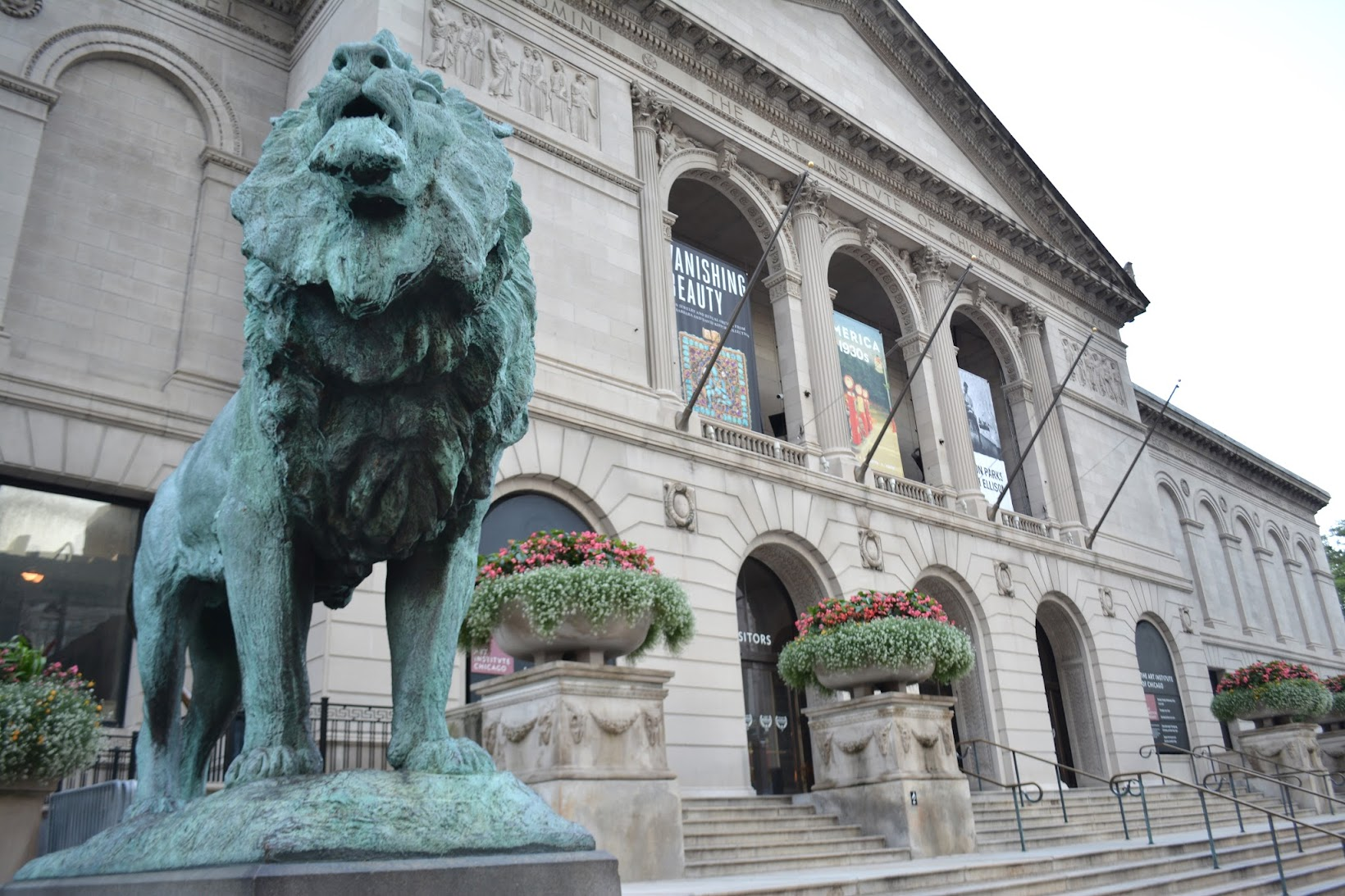 The Chicago Art Institute, Chicago art scene