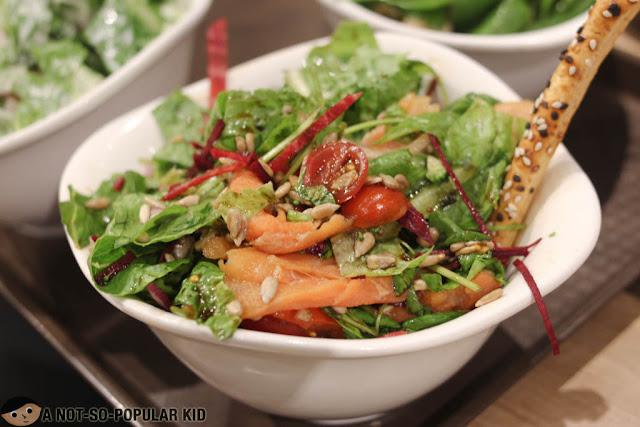 Omega 3 Baby! Salad