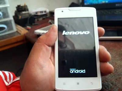 Firmware Original Lenovo A1000