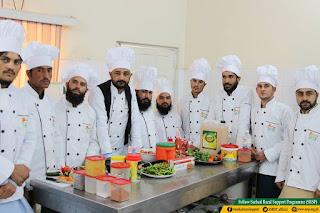 Chef Training for FATA Displaced People