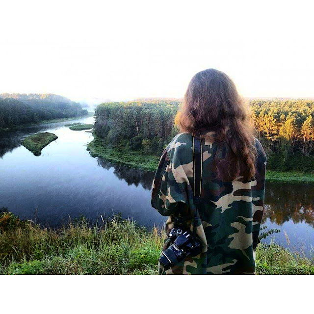 jezioro lato summer lake Vilnius, Lithuania