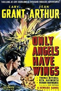 Sólo los ángeles tienen alas <br><span class='font12 dBlock'><i>(Only Angels Have Wings )</i></span>