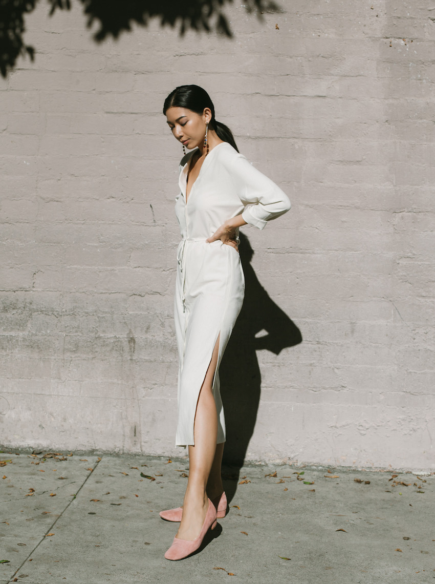 Elegant Style in Ozma, Rachel Comey, and Mehry Mu | HONEY & SILK
