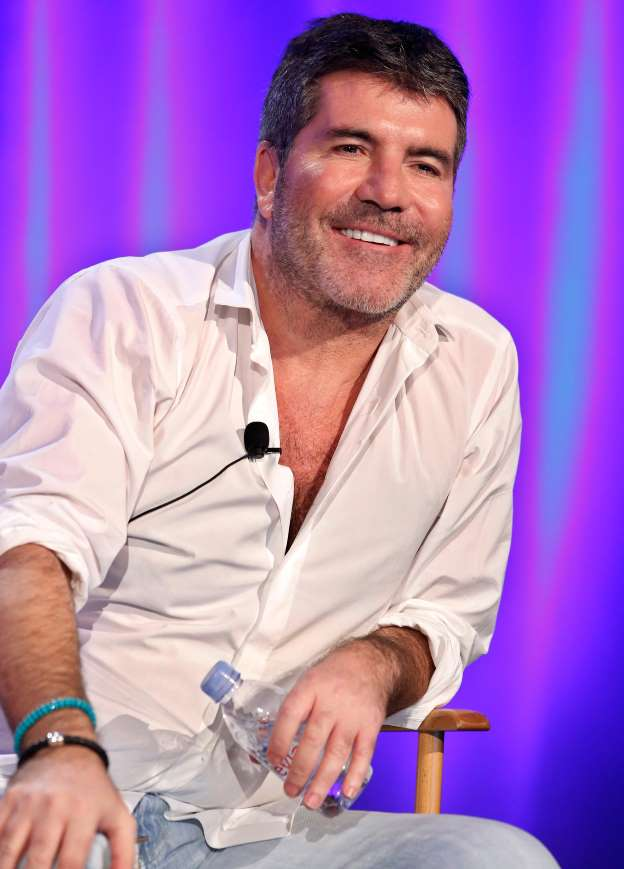 Simon Cowell Rushed to Hospital After 'Scary' Accident at His London Home