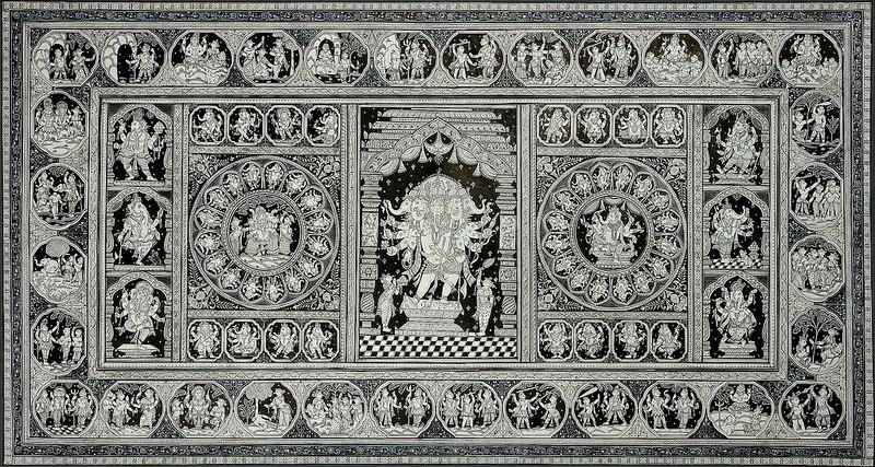 Shri Ganesha Worship ( Upasana ) at Shrikhetra Puri Dham