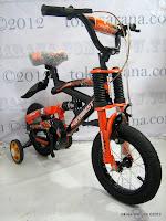 3 Sepeda Anak Everbest 12-5528 East Coast Suspensi 12 Inci