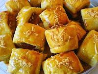 Resep Kue Kering Kacang Spesial Untuk Sajian Natal