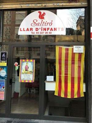Saltiró , llar d'infants , Omnium, escola en català