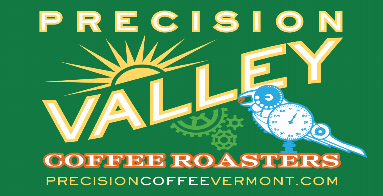 Precision Valley Coffee Roasters Banner | Banners.com