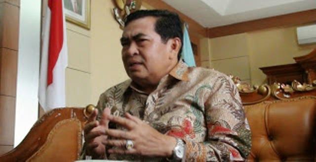 Walikota Sungai Penuh Di PTUN-kan Kades Tanjung Bunga