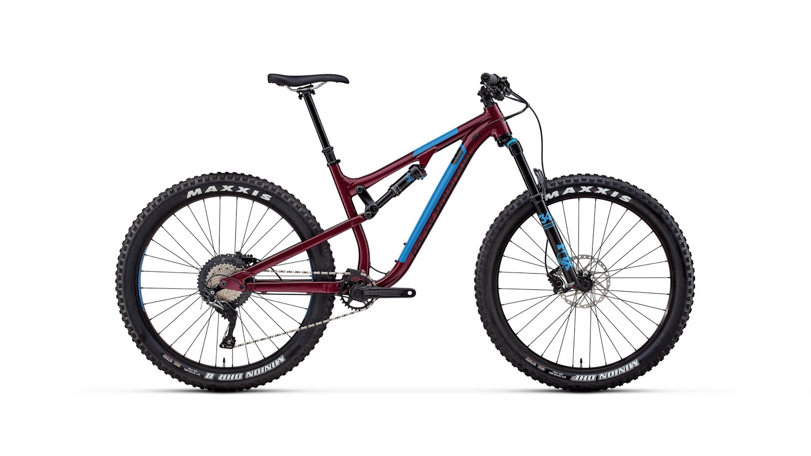 The New 2018 Pipeline MTB Bikes from Rocky Mountain